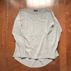 Neiman Marcus light cashmere sweater size S